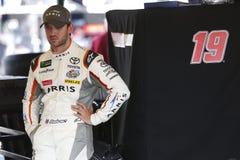 NASCAR :9月01日Bojangles `南部500 库存图片