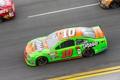 NASCAR :2月23日Daytona国际性组织赛车场 免版税库存图片