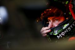 NASCAR :500 2月10日Daytona 免版税库存照片