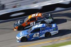NASCAR :500 2月18日Daytona 库存图片