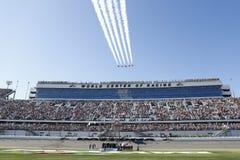 NASCAR :500 2月18日Daytona 库存照片