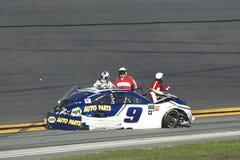 NASCAR :500 2月18日Daytona 图库摄影