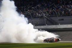 NASCAR :500 2月18日Daytona 免版税库存照片
