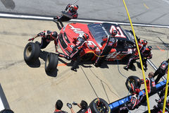 NASCAR :500 5月03日GEICO 免版税图库摄影