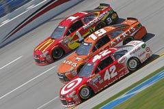 NASCAR :500 5月03日GEICO 库存照片