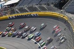 NASCAR :300 5月28日Hisense 免版税图库摄影