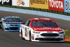 NASCAR :8月06日I爱NY 355 库存图片