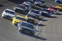 NASCAR :400 3月06日Kobalt 免版税图库摄影