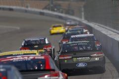 NASCAR :400 3月12日Kobalt 库存照片
