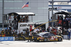 NASCAR :400 3月12日Kobalt 免版税库存图片