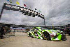 NASCAR :4月06日O ` Reilly汽车零件500 库存照片