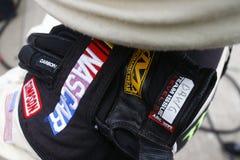 NASCAR :4月08日O ` Reilly汽车零件500 库存图片