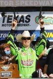 NASCAR :4月08日O ` Reilly汽车零件500 免版税库存照片