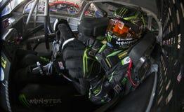 NASCAR :4月08日O ` Reilly汽车零件500 免版税库存图片