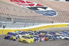NASCAR :400 3月04日Pennzoil 库存图片