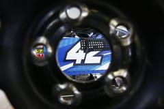 NASCAR :400 3月03日Pennzoil 免版税库存图片
