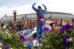 NASCAR :6月02日Pocono绿色250 库存图片