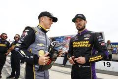NASCAR :6月02日Pocono绿色250 免版税库存图片