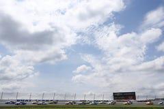 NASCAR :6月02日Pocono绿色250 免版税图库摄影