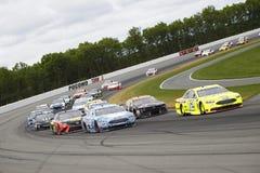 NASCAR :400 6月03日Pocono 库存照片