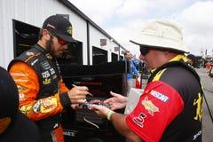 NASCAR :400 6月02日Pocono 库存照片