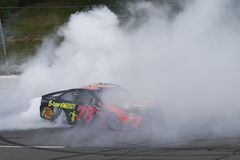 NASCAR :400 6月03日Pocono 免版税库存照片