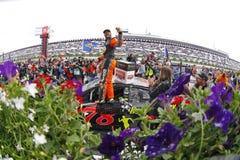NASCAR :400 6月03日Pocono 库存图片