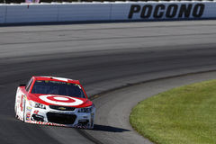 NASCAR :400 6月11日Pocono 库存照片