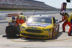 NASCAR :400 6月11日Pocono 图库摄影