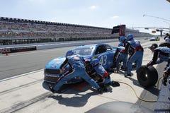NASCAR :400 6月11日Pocono 库存图片