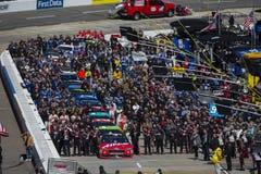 NASCAR :500 3月26日STP 图库摄影