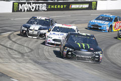 NASCAR :500 4月02日STP 免版税图库摄影