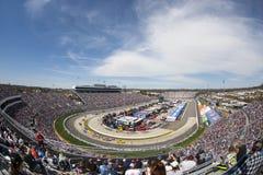 NASCAR :500 4月02日STP 免版税库存图片