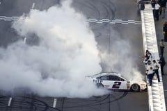 NASCAR :500 4月02日STP 免版税库存照片