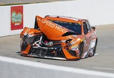 NASCAR :500 4月02日STP 库存照片