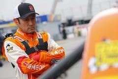 NASCAR :175 9月23日UNOH 免版税图库摄影