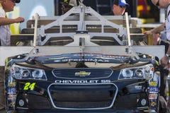 NASCAR 2013年: Sprint杯系列地铁新适应3月500日01日 免版税图库摄影