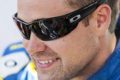NASCAR 2013年: Sprint杯系列地铁新适应3月500日02日 免版税图库摄影