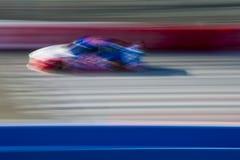 NASCAR :3月21日汽车俱乐部400 免版税库存照片