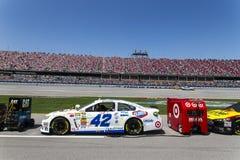 NASCAR 2013年:Sprint杯系列Aarons 5月499 05日 免版税库存照片