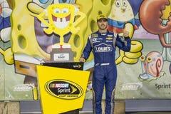 NASCAR :SquarePants 5月10日SpongeBob 400 免版税库存照片