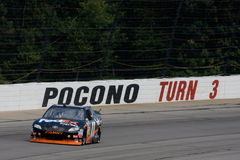 NASCAR: 01 augustus Sunoco Rode Kruis Pennsylvania 500 Royalty-vrije Stock Afbeelding