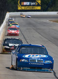 NASCAR: 03 augustus Sunoco Rode Kruis Pennsylvania 500 stock foto's