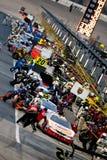 NASCAR: 05 september Graad V12 300 Royalty-vrije Stock Foto's