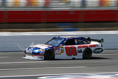 NASCAR 08 - Dale Jr at LMS Royalty Free Stock Photos