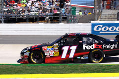 NASCAR 09 - Hamlin returns to VA Stock Images