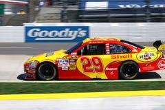 NASCAR 09 - Harvick em Martinsville Fotos de Stock