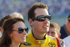 NASCAR: 09 juli Quaker Staat 400 Stock Fotografie