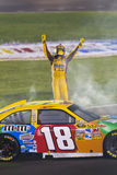 NASCAR: 09 juli Quaker Staat 400 Royalty-vrije Stock Afbeelding