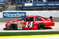 NASCAR 09 - Stewart at Martinsville Stock Image